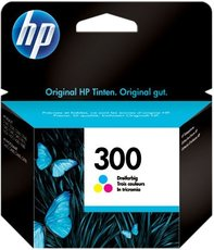 HP CC643EE No.300 color