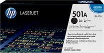 HP 501A, Q6470A black