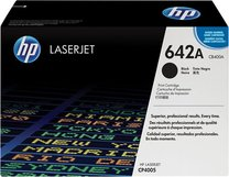 HP 642A, CB400A black