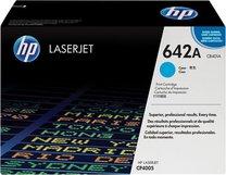 HP 642A, CB401A cyan