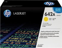 HP 642A, CB402A yellow