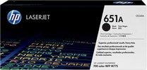HP CLJ 651A, CE340A black