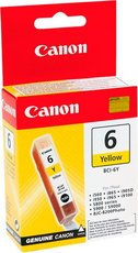 Canon BCI 6 yellow   (4708A002)