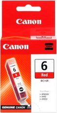 Canon BCI 6 red   (8891A002)