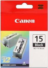 Canon BCI 15 black  (8190A002)