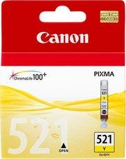 Canon CLI 521 yellow (2936B001)