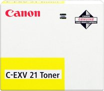 Canon C-EXV21 yellow (0455B002)