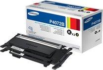 Samsung CLT-P4072B dual pack black (SU381A)