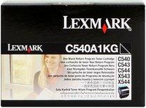 Lexmark C540A1KG black