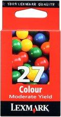 Lexmark 10NX227E No.27 color