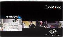 Lexmark C5220CS cyan