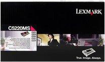Lexmark C5220MS magenta