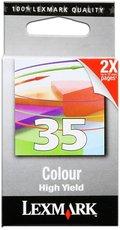 Lexmark 18C0035 35XL color