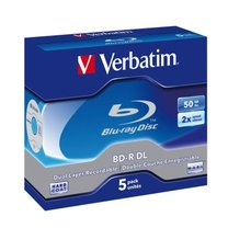 Blu-ray Verbatim BD-RE SL 25GB/2x