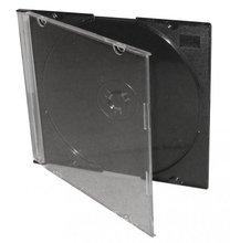 box na CD slim černý
