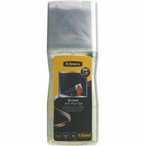 čistící gel na obrazovky pro LCD/ TFT, 150 ml, FELLOWES