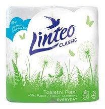 toaletní papír Linteo Classic 2-vrstvý, 4 role