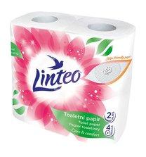 toaletní papír Linteo Satin 2-vrstvý, 4 role