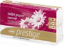toaletní papír Prestige 3-vrstvý, 8 rolí