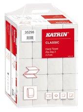 papírové ručníky Katrin Z-Z bílé, Handy Pack, 3 150ks