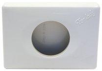 zásobník hygienických sáčků bílý 97x137x27mm