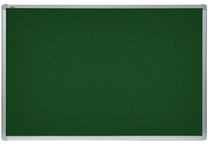 magnetická tabule keramická 150x100cm zelená