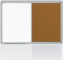 Kombinované tabule korek-magnet 60x90cm