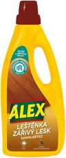 Alex leštěnka na dřevo a laminát 750ml