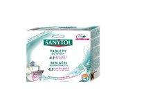 Sanytol  tablety do myčky 4v1, 40 tablet