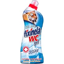 FIXINELA WC gel Oceán 750 ml