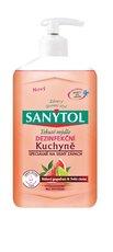Sanytol dezinfekční mýdlo kuchyně 250ml