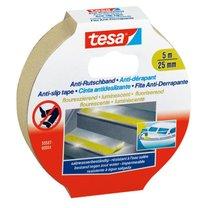 protiskluzová páska Tesa 25mm x 5m fluorescentní žlutá