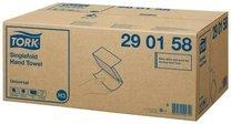 papírové ručníky ZZ Tork 290158/H3 1-vrstvé bílé/4500ks