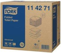 toaletní papír skládaný Tork Folded 114271/T3/ 8712ks