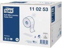 toaletní papír jemný 2-vrstvý Mini Jumbo Tork 110253/T2/12 rolí