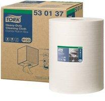 utěrka z netkané textilie Heavy Duty Tork 530137/W1/W2/W3/ 1 role