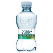 Dobrá voda jemně perlivá 0,25l, 8ks