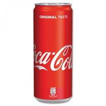 Coca Cola 0,33l plech, 24ks