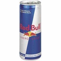 Red Bull 0,25l plech, 24ks