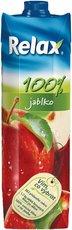 Relax jablko 100% 1l, 12ks