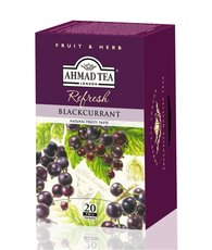 čaj Ahmad Tea Blackcurrant, 20x2g