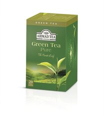 čaj Ahmad Green Tea Pure,20x2g