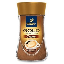 Tchibo gold selection crema instantní 180g