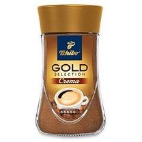 instantní káva Tchibo gold selection crema 180g