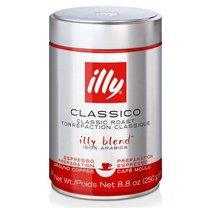 káva Illy espresso 250g mletá v dóze
