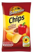 Bohemia Chips paprika 77g