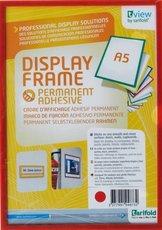 samolepicí rámeček Display Frame A4