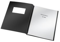 osobní desky Leitz impressBIND 3,5mm , 10ks