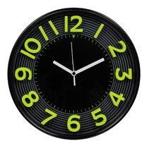 hodiny nástěnné 3D Ø30cm