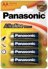 baterie Energizer AA/LR06, 4ks